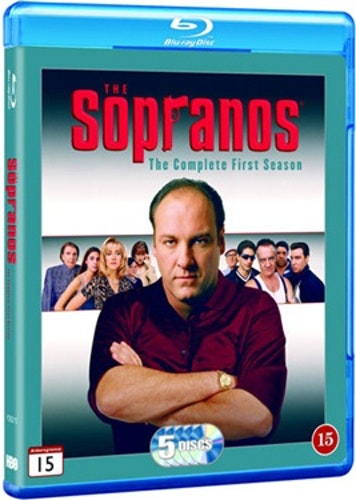 The Sopranos - Säsong 1 bluray