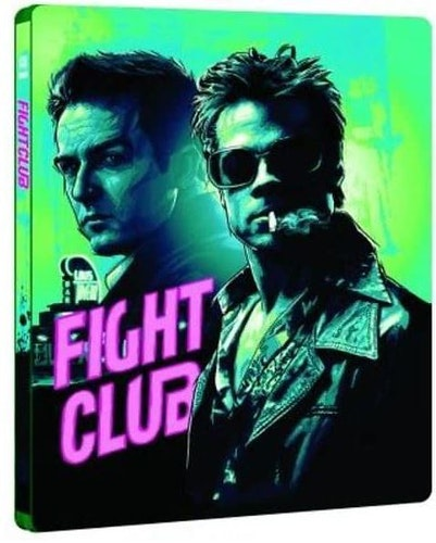 Fight Club - SteelBook bluray