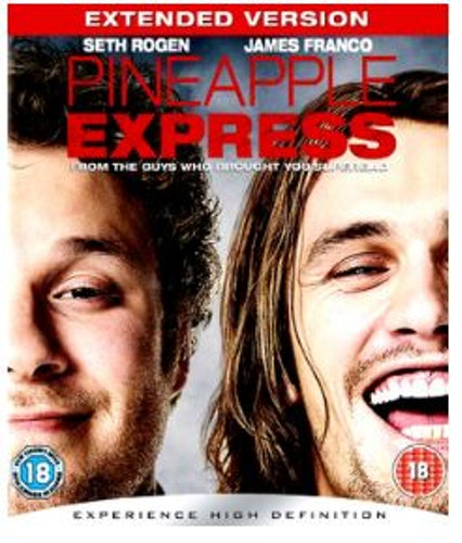 Pineapple Express - Extended Version bluray (import)