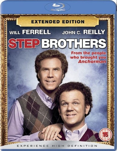 Step Brothers (Blu-ray) (Import Sv.Text)