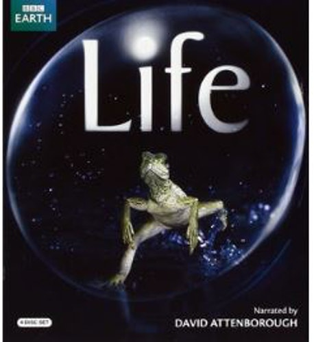 Life (Blu-ray) (4-disc) (Import)