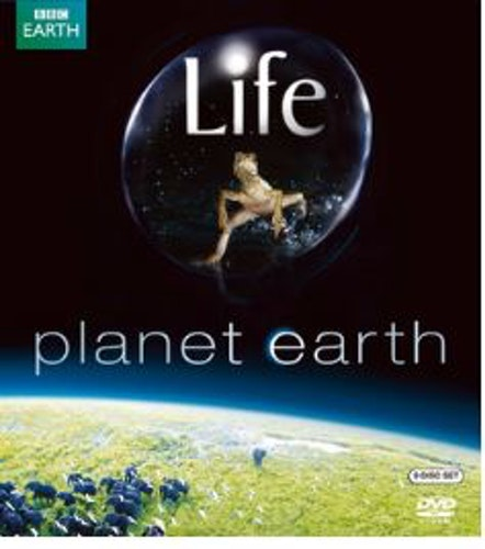 Planet Earth 1 & Life (Blu-ray) (9-disc) (Import)