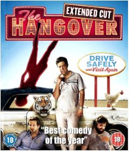 The Hangover (Blu-ray) (Import Sv.Text)