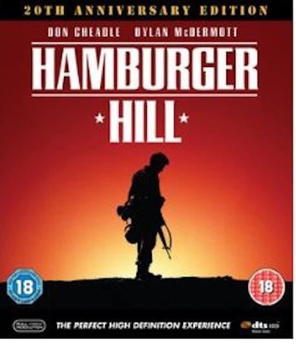 Hamburger Hill (Blu-ray) (Import)