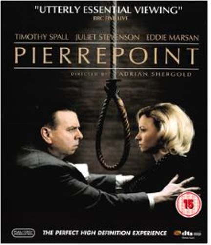 Pierrepoint (Blu-ray) (Import) bluray