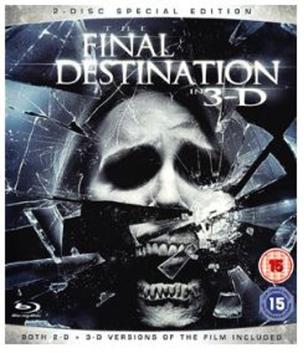 Final Destination 4 - The Final Destination 3D Blu-Ray (import)