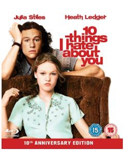 10 Things I Hate About You (Blu-ray) (Import)