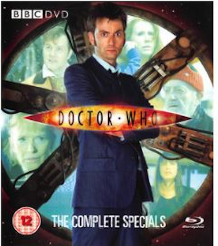 Doctor Who - Complete 2009 specials (Blu-ray) (Import)