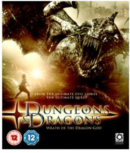 Dungeons & Dragons 2 - Wrath Of The Dragon God Blu-Ray (import)