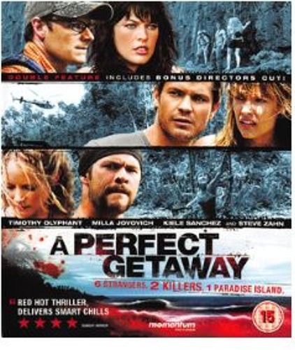 A Perfect Getaway (Blu-ray) (Import)