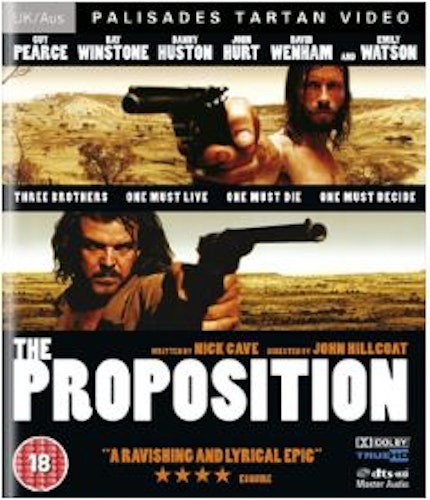 The Proposition (Blu-ray) (Import)