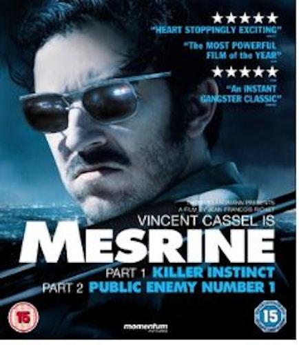 Mesrine - Killer Instinct/Public Enemy Number 1 (Blu-ray) (Import)