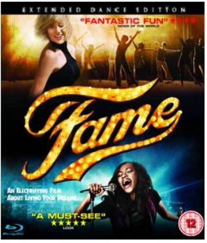 Fame (1980) extended dance edition (Blu-ray) (Import)
