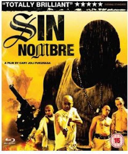 Sin Nombre bluray (import)