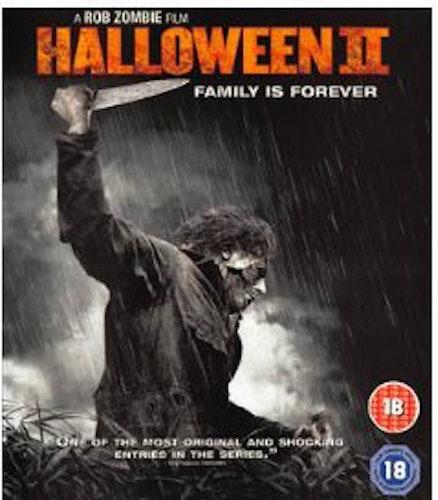 Halloween II bluray (import)
