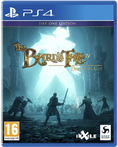 The Bard's Tale IV: Barrows Deep (PS4)