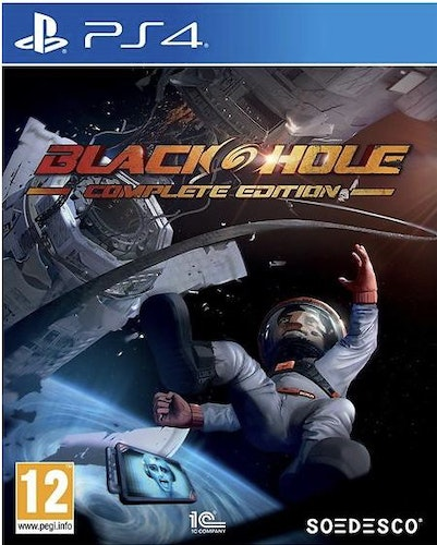 Blackhole - Complete Edition (PS4)