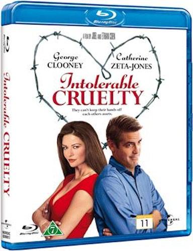 Intolerable Cruelty bluray