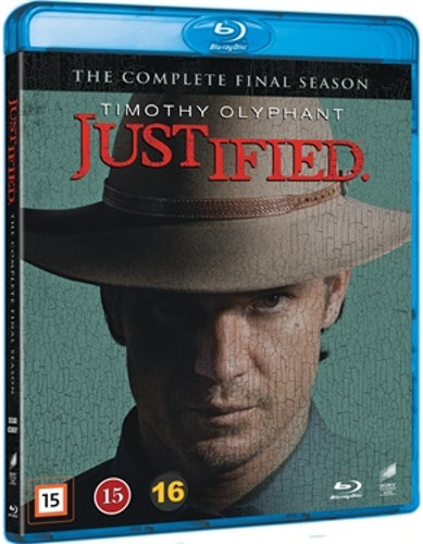 Justified - Säsong 6 bluray UTGÅENDE