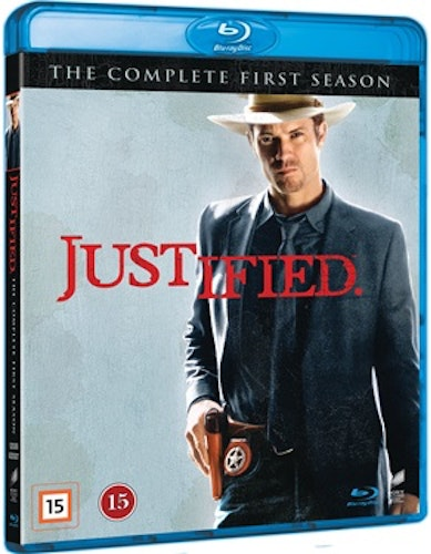 Justified - Säsong 1 bluray