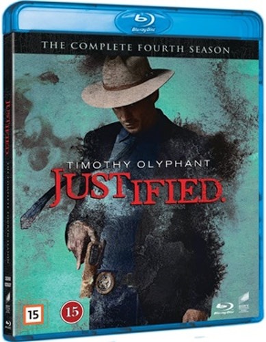 Justified - Säsong 4 bluray UTGÅENDE