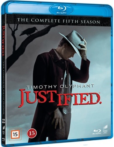 Justified - Säsong 5 bluray