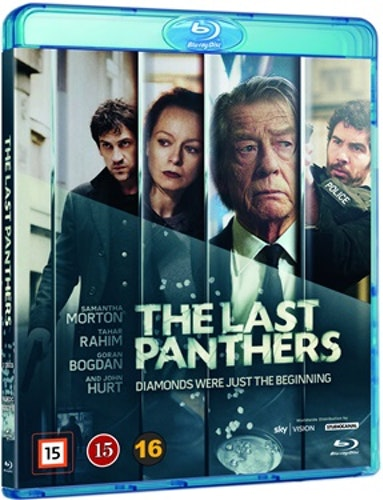 The Last Panthers - Säsong 1 bluray UTGÅENDE