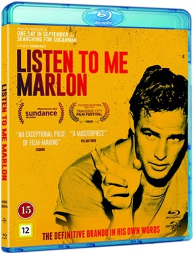 Listen To Me Marlon bluray