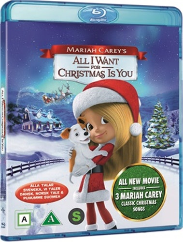 Mariah Carey'S All I Want... bluray