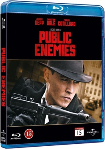Public Enemies bluray