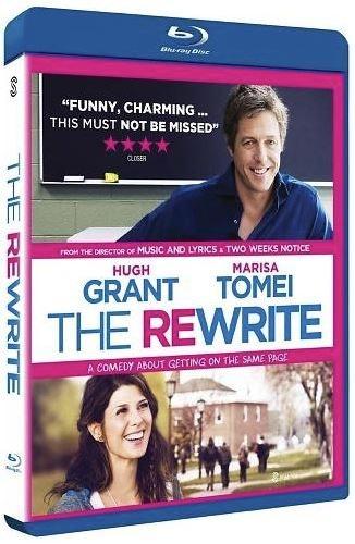 The Rewrite bluray