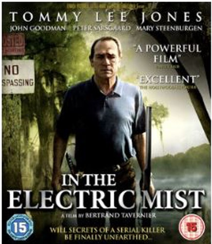 In The Electric Mist bluray (import)
