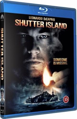 Shutter Island bluray