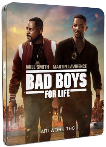 Bad Boys For Life 4K Ultra HD Steelbook (Includes 2D Blu-ray) import