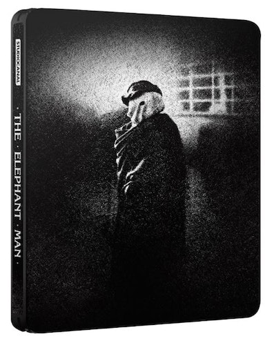 The Elephant Man (40th Anniversary Edition) - 4K Ultra HD Steelbook (Includes 2D Blu-ray) import