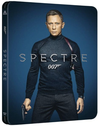 Spectre - 4K Ultra HD Steelbook (Includes 2D Blu-ray) import
