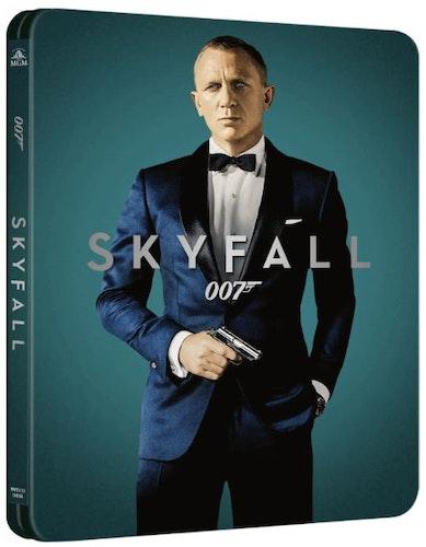 Skyfall - 4K Ultra HD Steelbook (Includes 2D Blu-ray) import