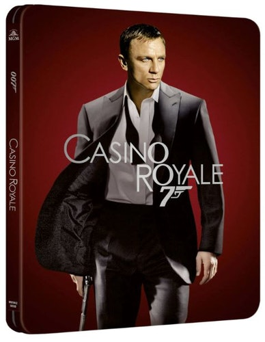 Casino Royale - 4K Ultra HD Steelbook (Includes 2D Blu-ray) import