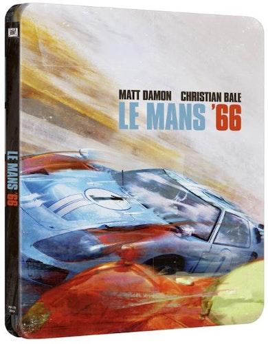 Le Mans '66 -  4K Ultra HD Steelbook (Includes Blu-ray)