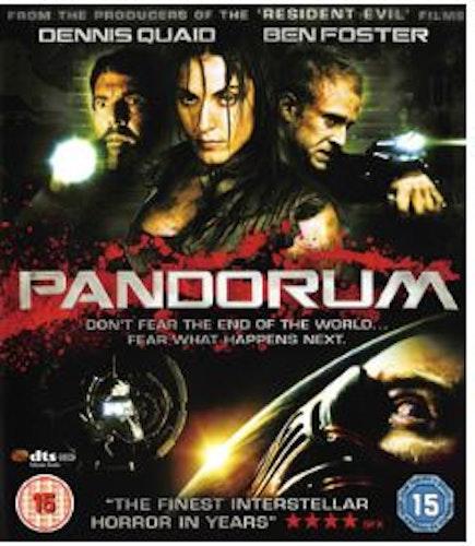 Pandorum (Blu-ray) (Import)
