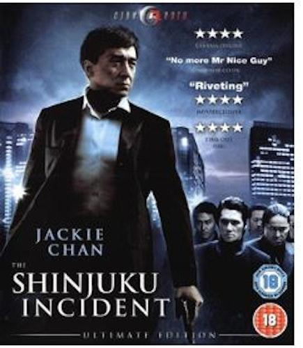 The Shinjuku Incident - Ultimate Edition Blu-Ray (import)