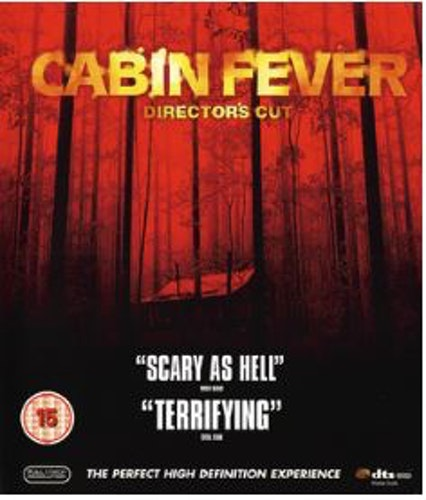 Cabin Fever (Blu-ray) (Import)
