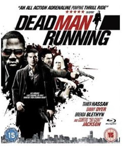 Dead Man Running Blu-Ray (import)