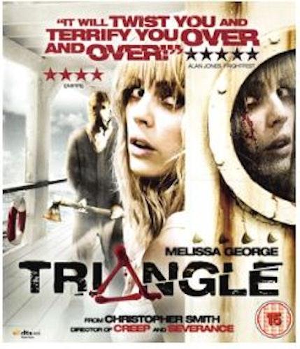 Triangle (2010) (Blu-ray) (Import)