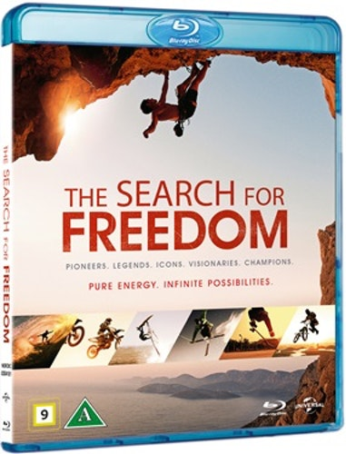 The Search for Freedom bluray UTGÅENDE