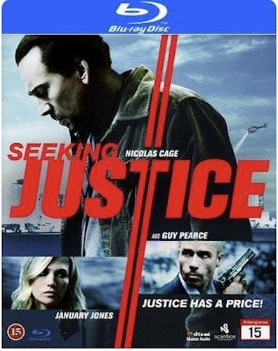 Seeking Justice bluray