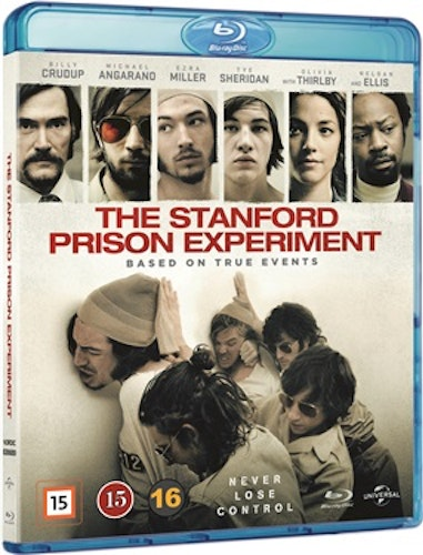 The Stanford Prison Experiment bluray UTGÅENDE