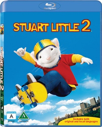 Stuart little 2 bluray