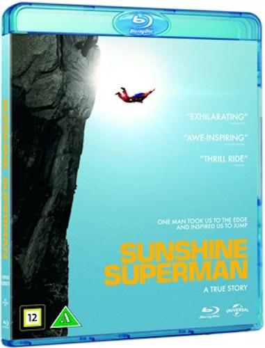 Sunshine Superman bluray