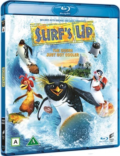 Surf's Up bluray